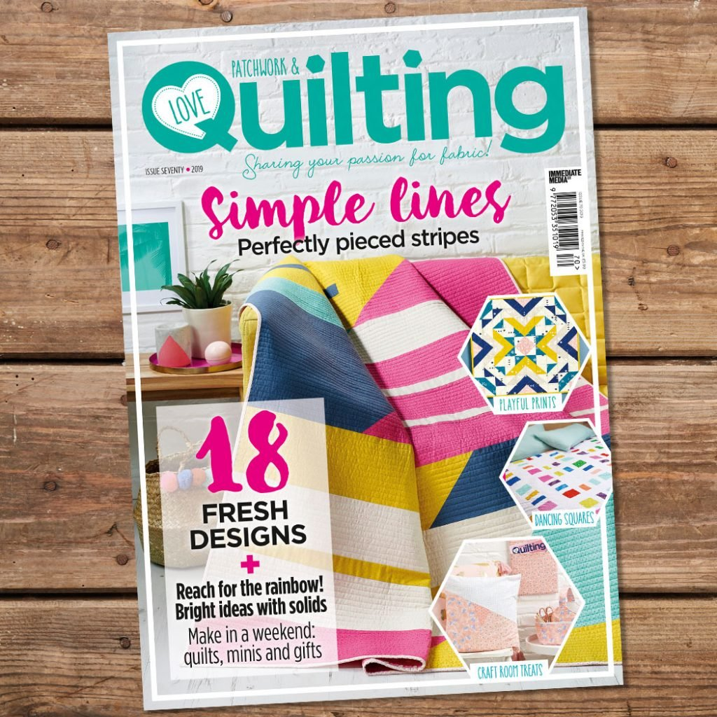 Love Patchwork & Quilting - Issue 70