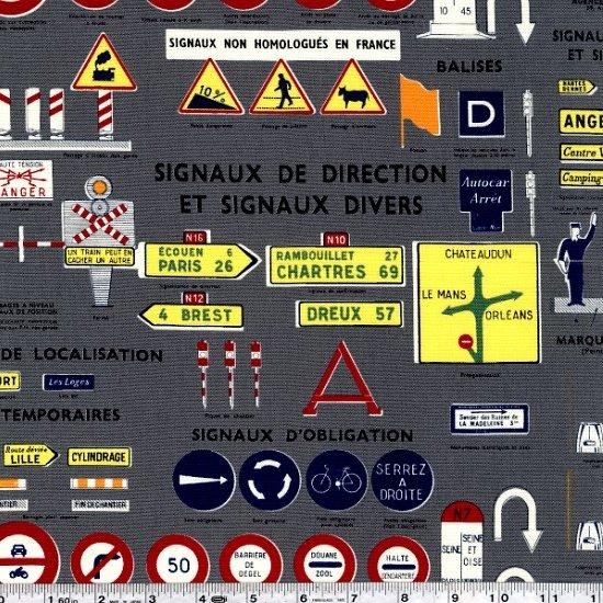 Signaux en Francais - Grey
