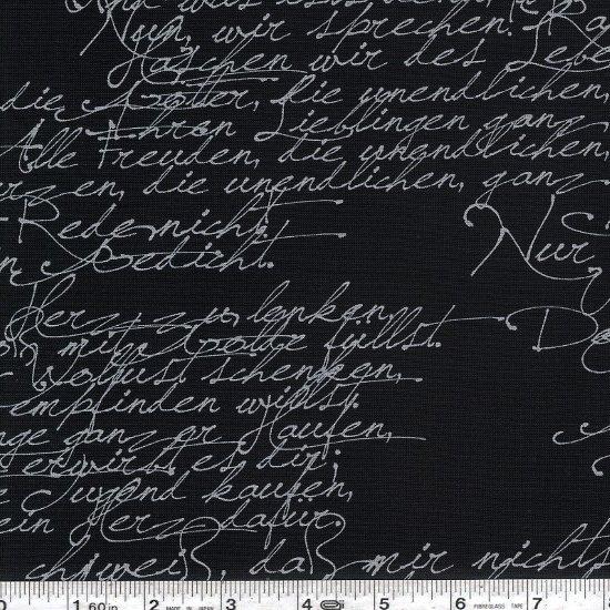 Modern Background Ink - Calligraphy - Zen Black