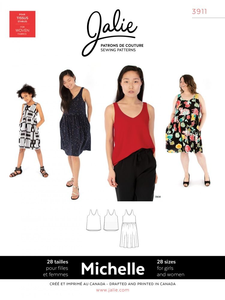 Jalie - Michelle Tanks & Dress