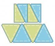 Triangles in Square