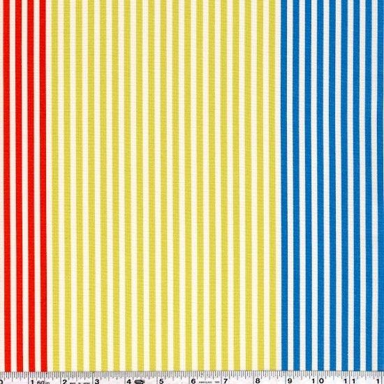 Gardenvale - Mixed Stripe - Carnevale