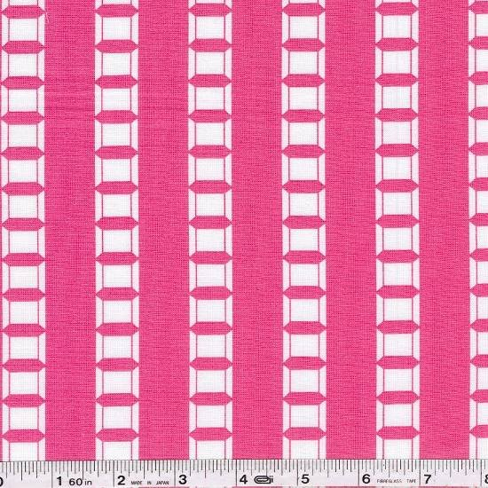 Sew Stitchy - Spool Stripe - Pink