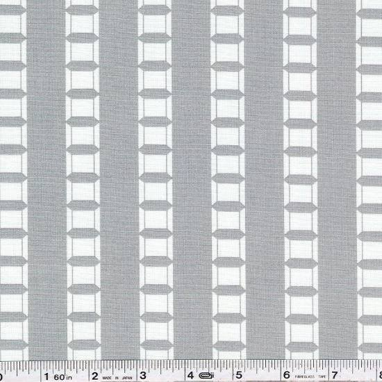 Sew Stitchy - Spool Stripe - Grey