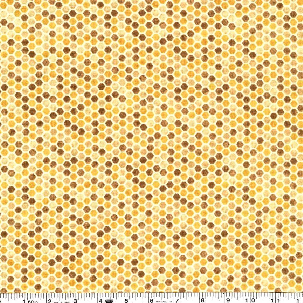Bee Creative - Honeycomb - Honey