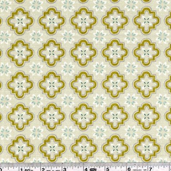 Honeymoon - Porch Tile - Mustard