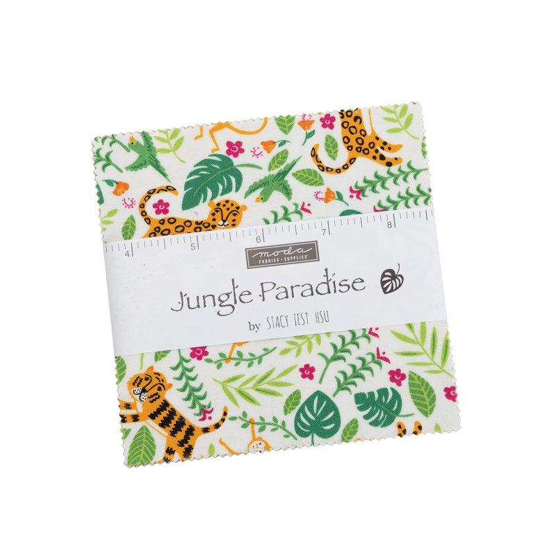 Charm Pack - Jungle Paradise