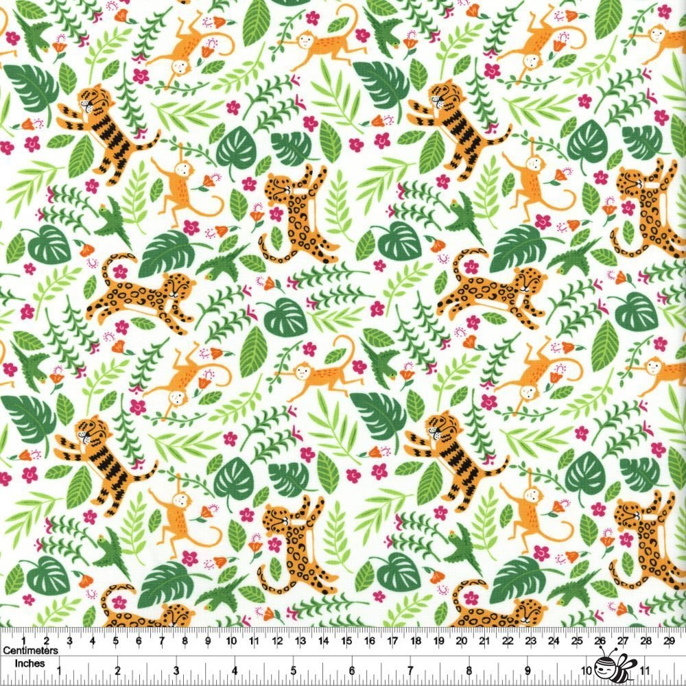 Jungle Paradise - Fun Animals - Cloud