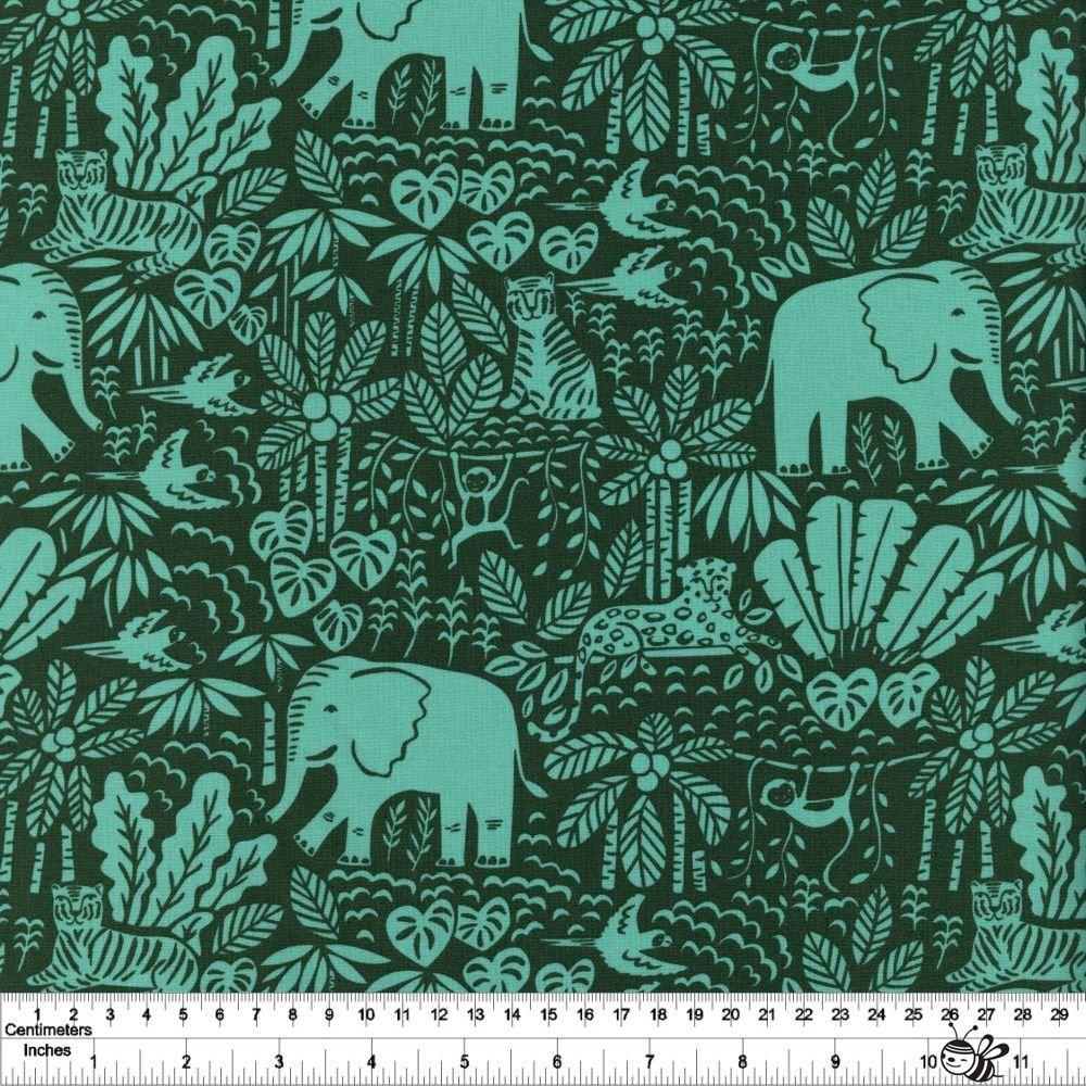 Jungle Paradise - Jungle Scene - Palm