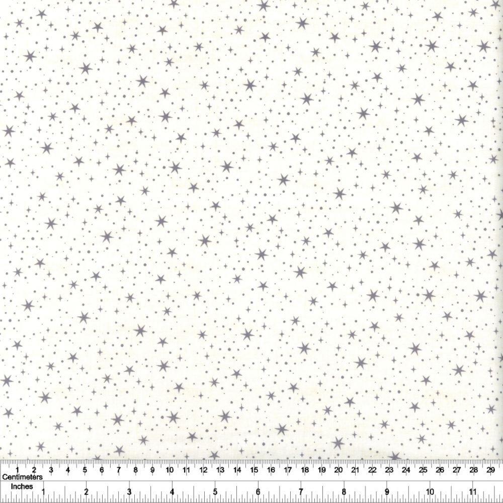 Scandi 2020 - Stars - Grey