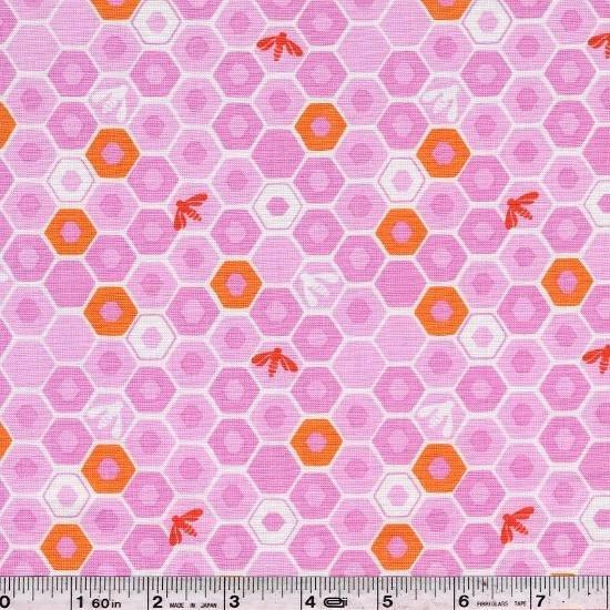 Honey Honey - Honeycomb Home - Blush