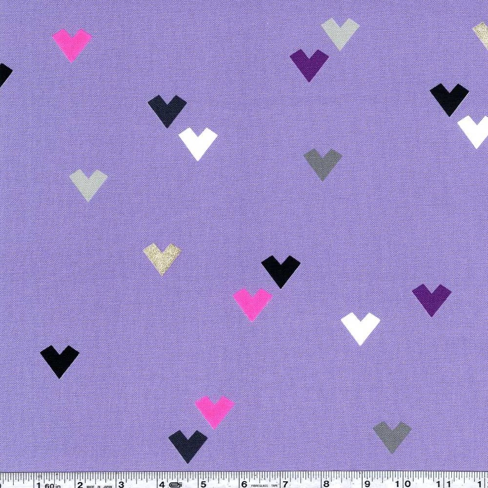 Heart Sprinkles - Lavender