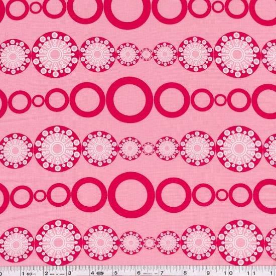 Winterkist - Raindrops & Snowflakes - Pink