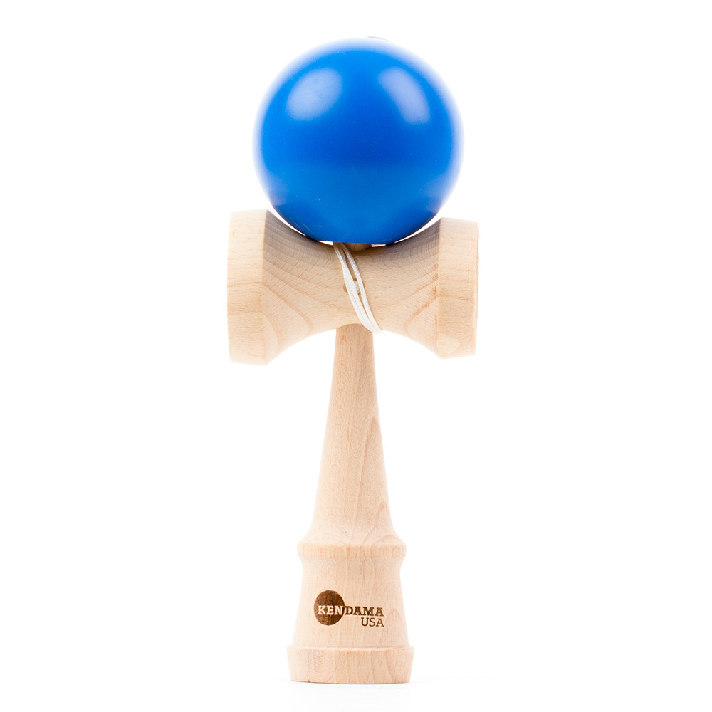 Kendama - Tribute - Jumbo Blue Sticky