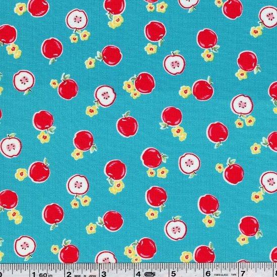 Flower Sugar - Sweet Apples - Turquoise