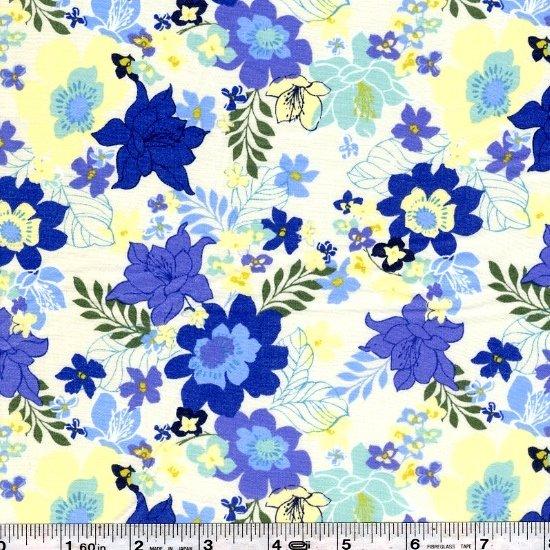 Garden Party Lawn - Blue
