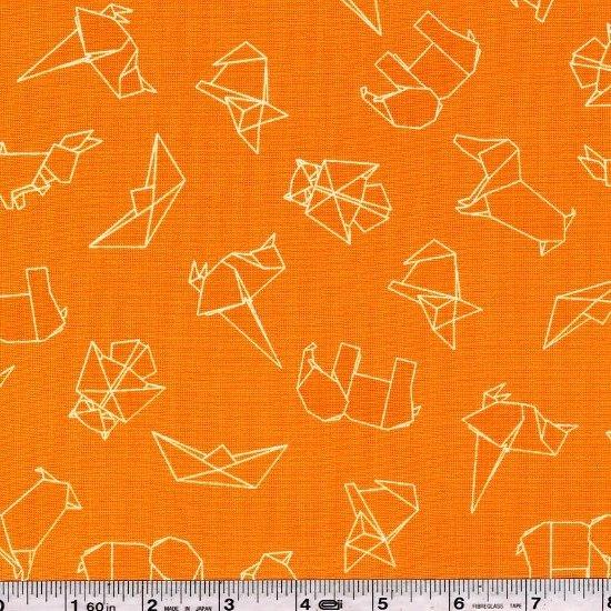 Mixed Bag - Origami - Orange