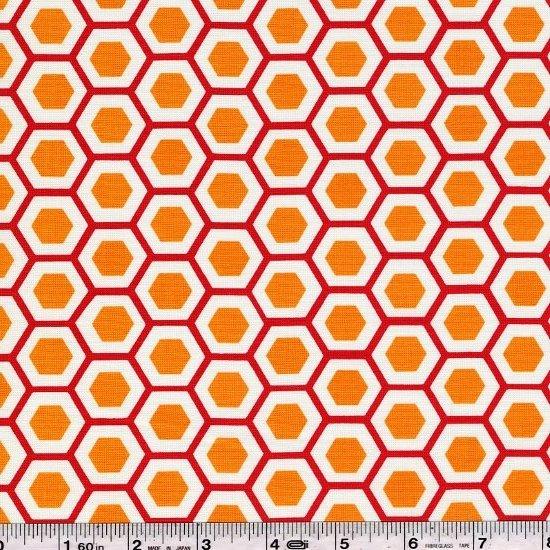 Mixed Bag - Hexy - Orange