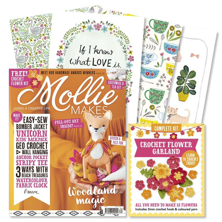 Mollie Makes - Issue 70
