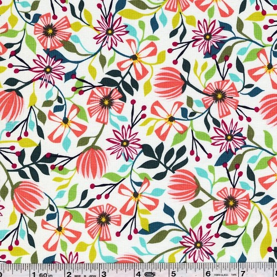 Garden Party Tango - Flower Meadow - Multi