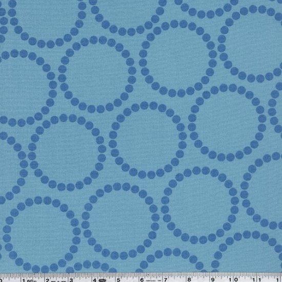 Pearl Bracelets - Tone on Tone - Blue