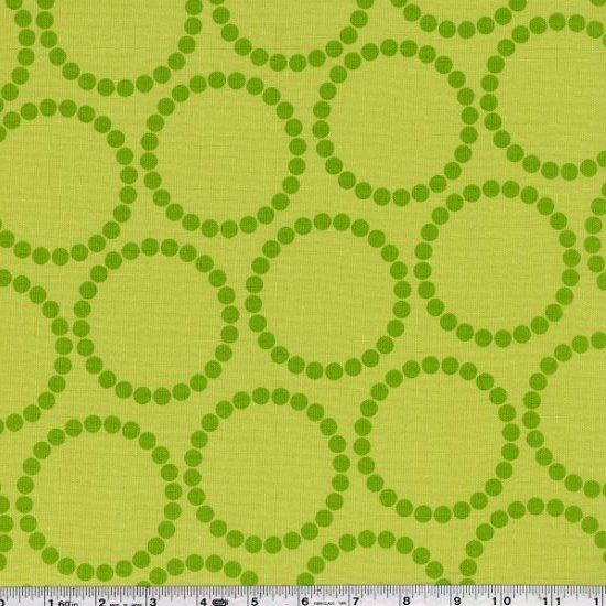 Pearl Bracelets - Tone on Tone - Grass Green