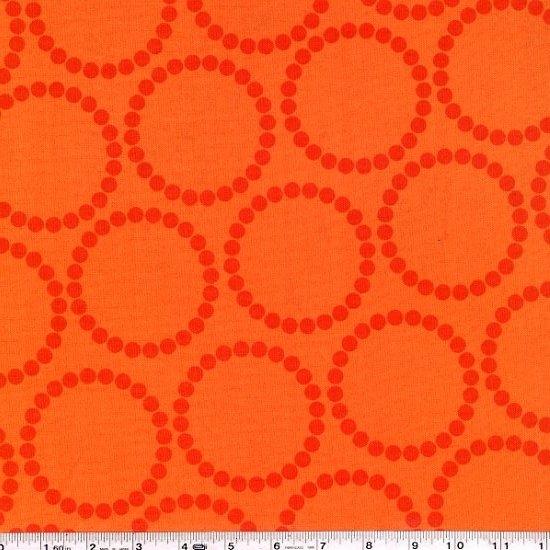 Pearl Bracelets - Tone on Tone - Tangerine