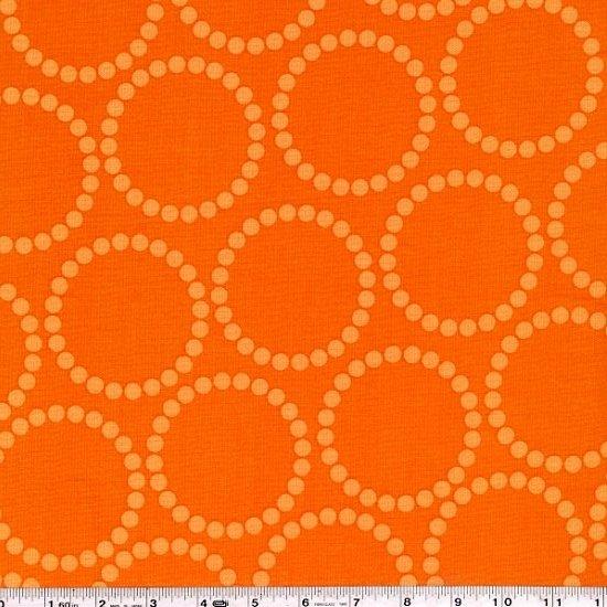Pearl Bracelets - Tone on Tone - Orange