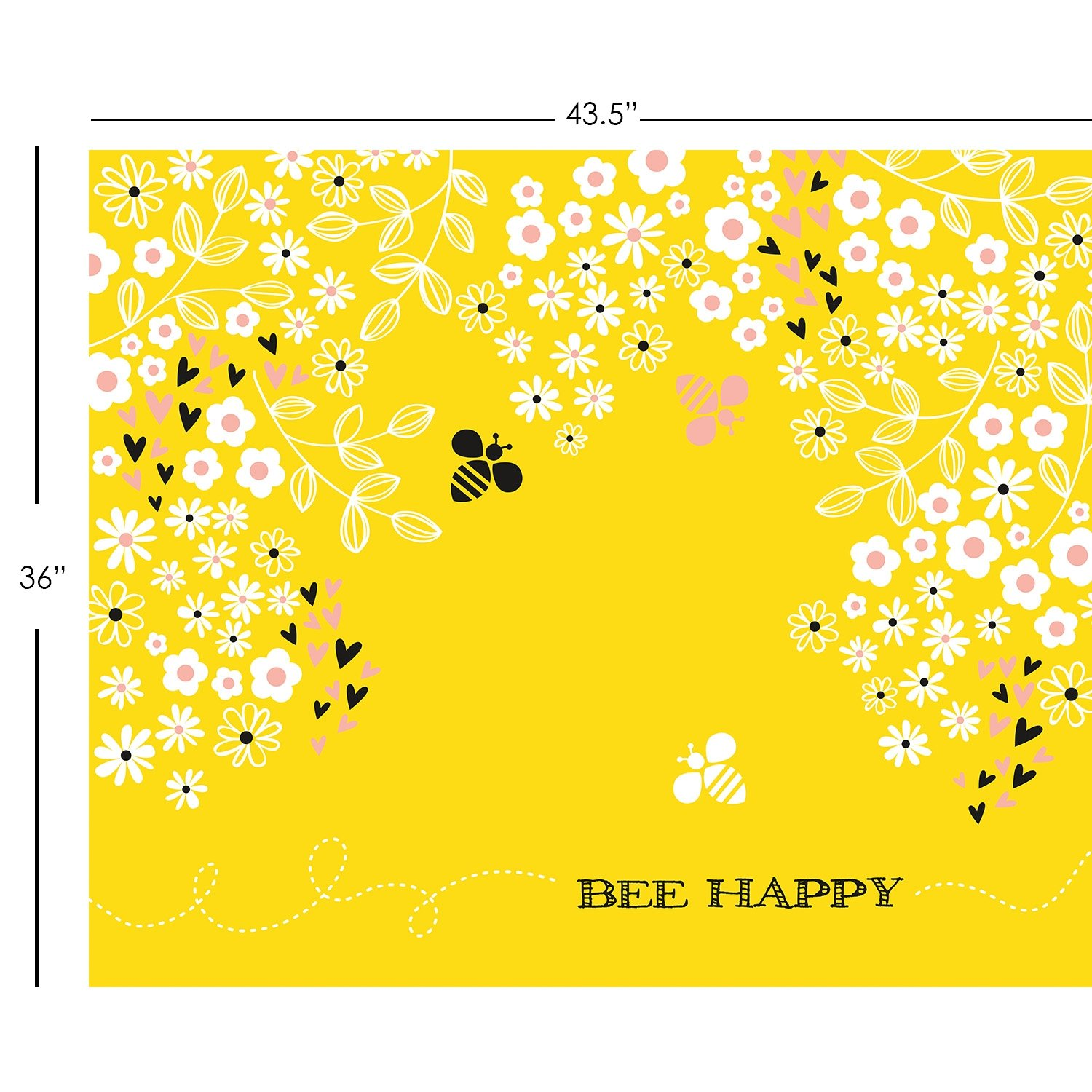 Bee Youtiful - Bee Happy Panel