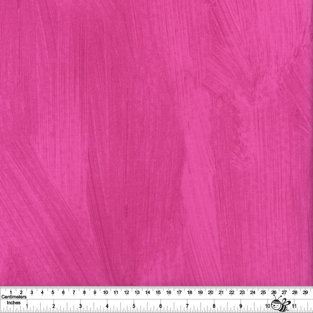 Wish - Textured Solid - Hot Pink