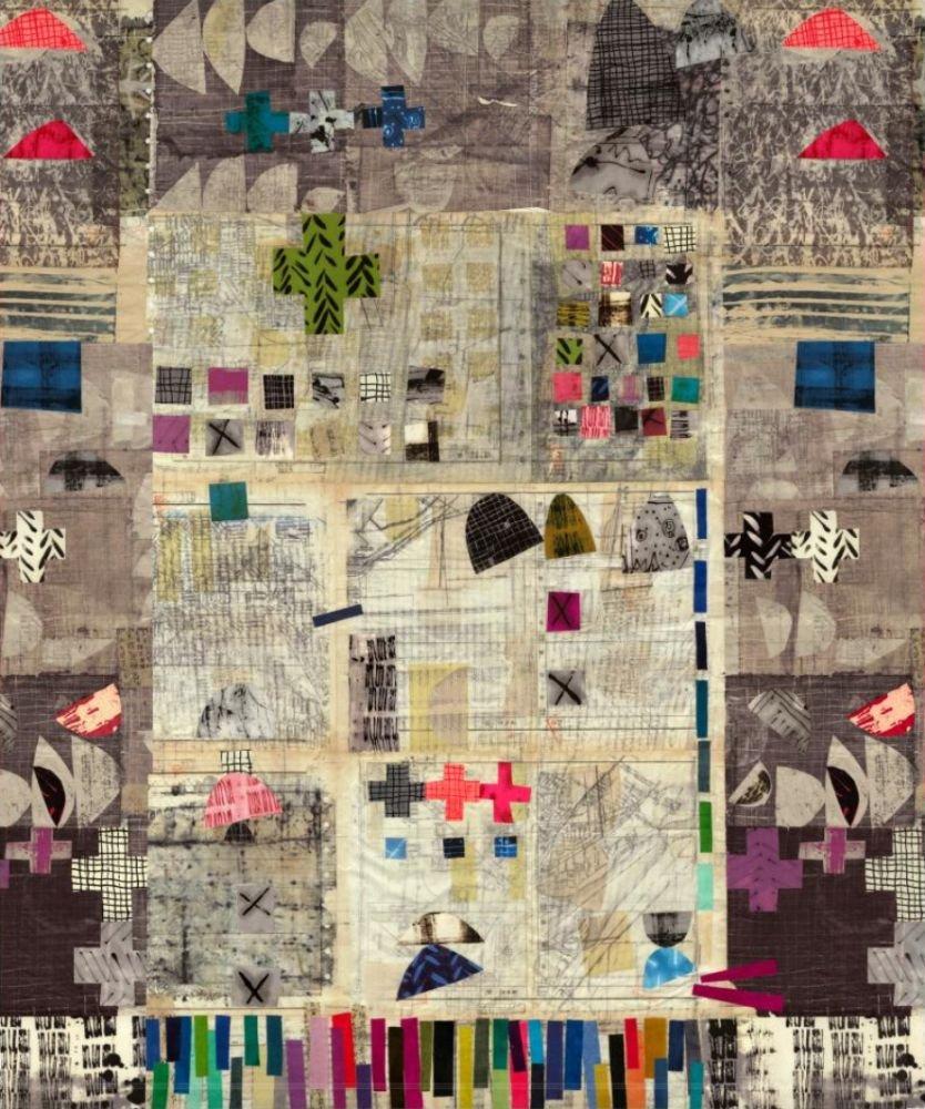 Treasure Hunt - Boro Collage