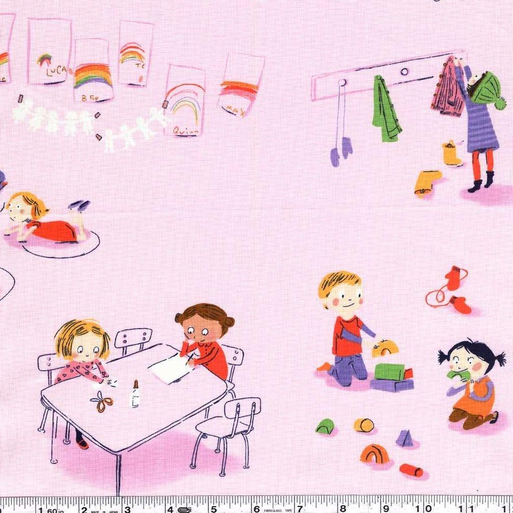 Kinder - Kindergarten - Pink