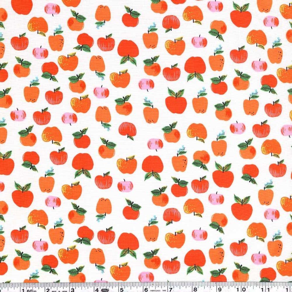 Kinder - Apples - Red Orange