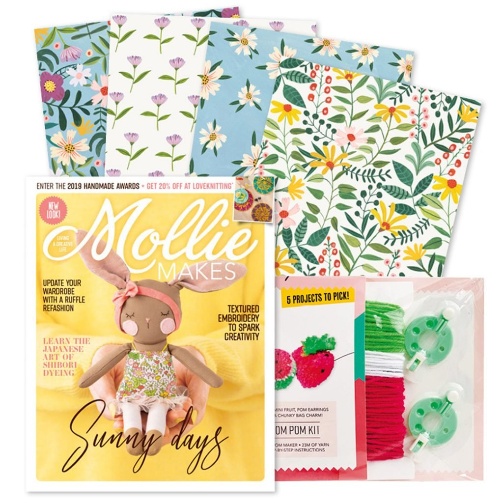 Mollie Makes - Issue 105