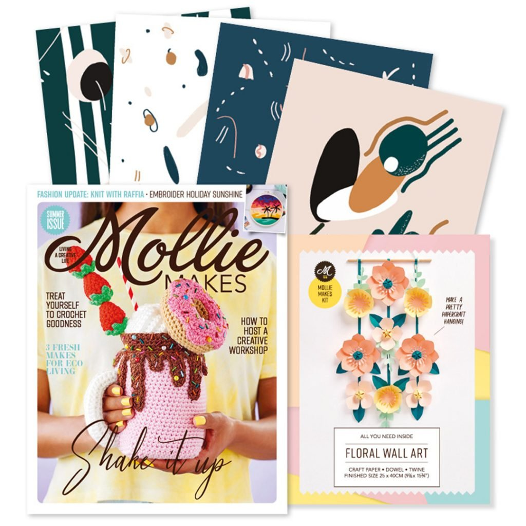 Mollie Makes - Issue 108