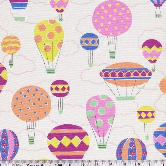 Isso Ecco - Hot Air Balloon - Ivory