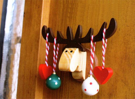 Decole Reindeer Magnet Hook