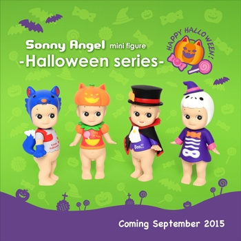 Sonny Angel Mini Figure - Halloween 2015