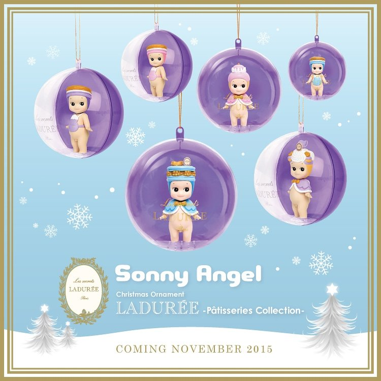 Sonny Angel Mini Figure - Laduree Ornament