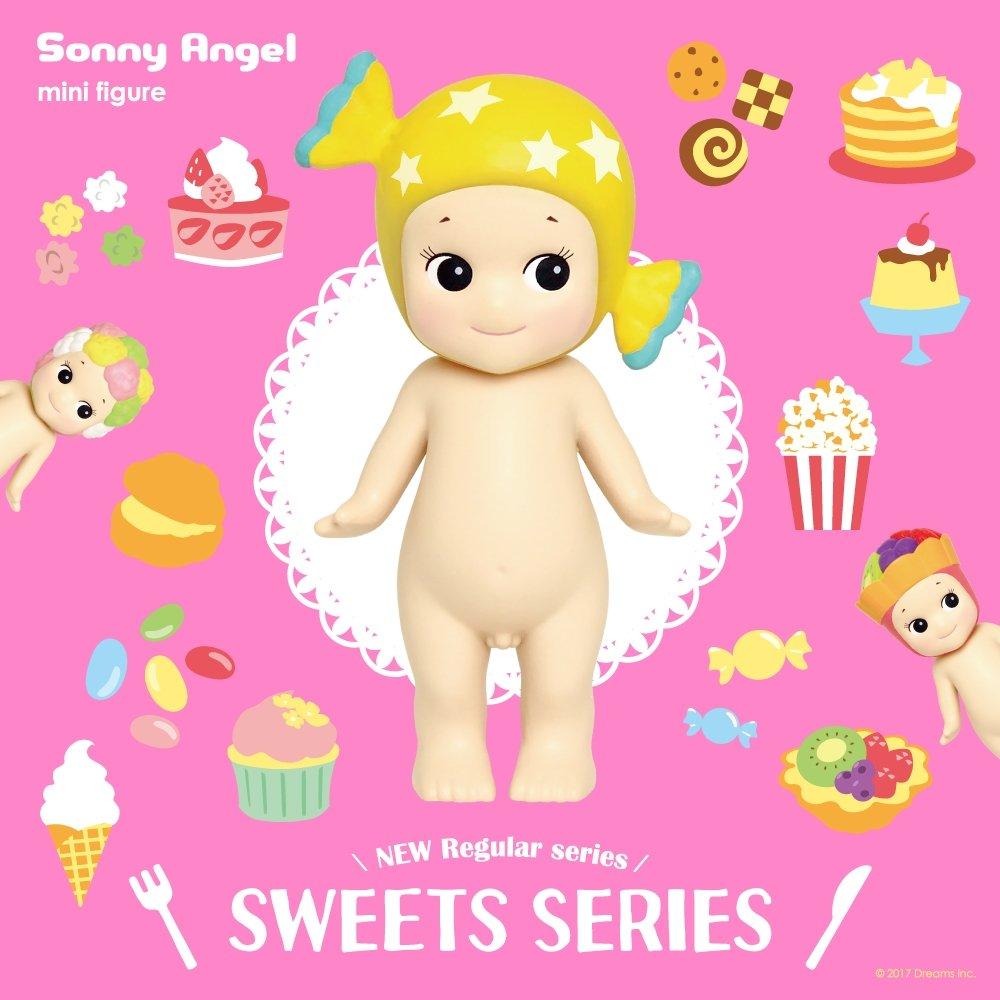 Sonny Angel Mini Figure - Sweets Series