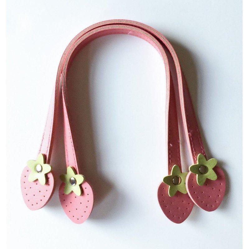 Handles - Atsuko Matsuyama - 12 Pink Strawberry