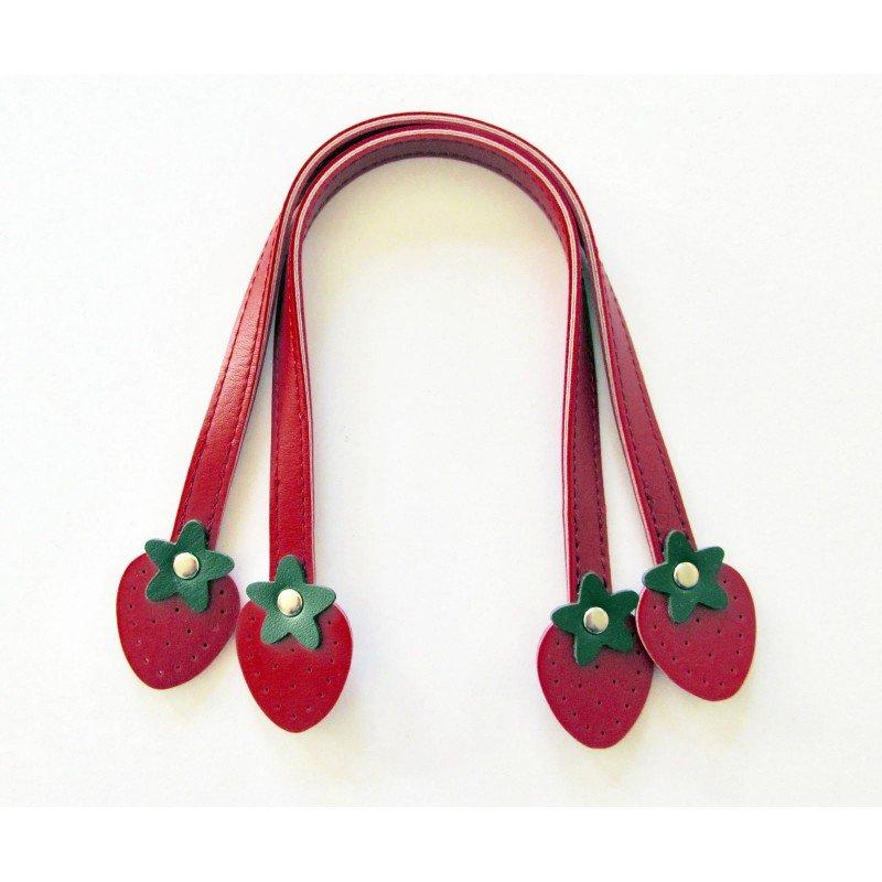 Handles - Atsuko Matsuyama - 12 Red Strawberry