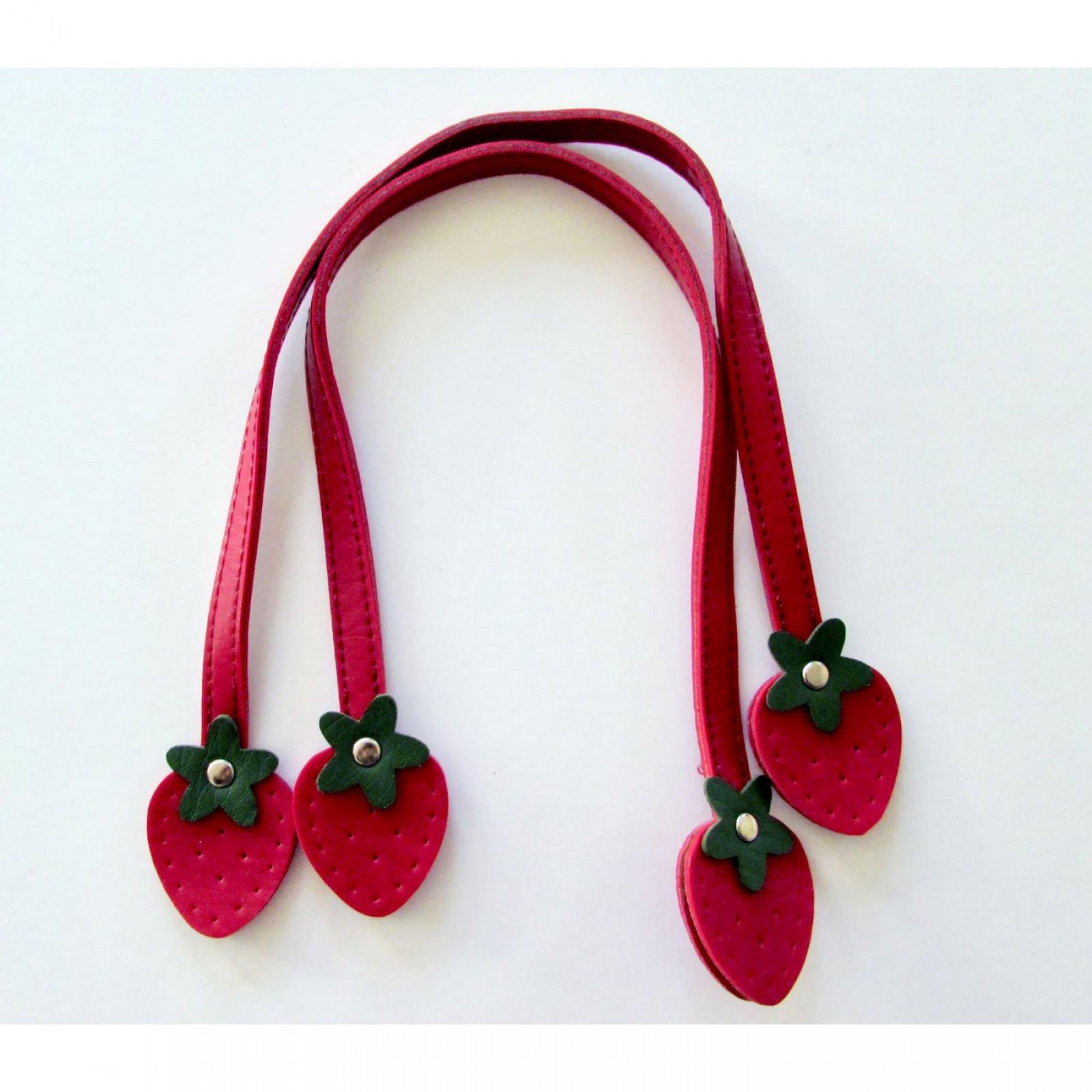 Handles - Atsuko Matsuyama - 16 Red Strawberry