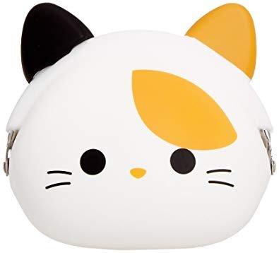 Mimi Pochi Coin Purse - Calico Cat