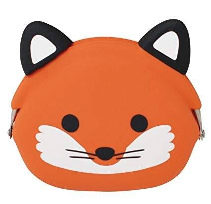 Mimi Pochi Coin Purse - Fox