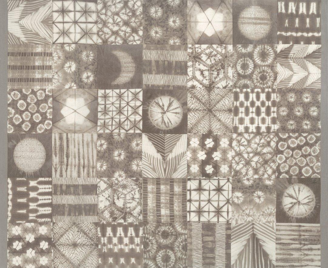 Tochi - Koraju (Collage) Panel - Kaishi (Beginning)