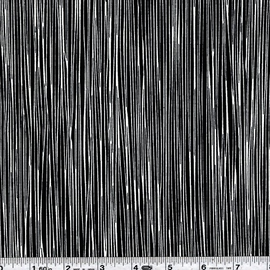 Thicket - Stripes - Black & White