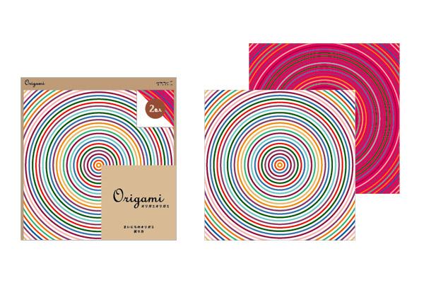 Origami Paper - Circles