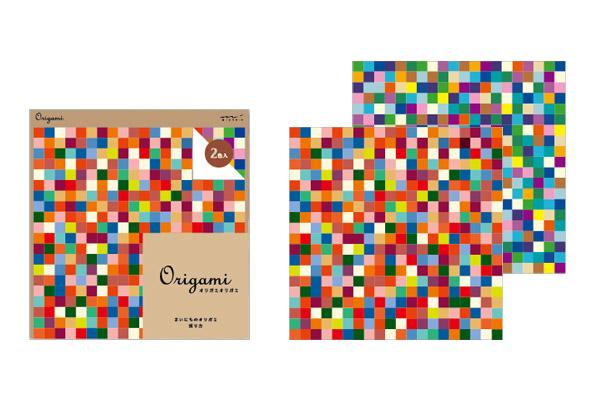 Origami Paper - Mosaic
