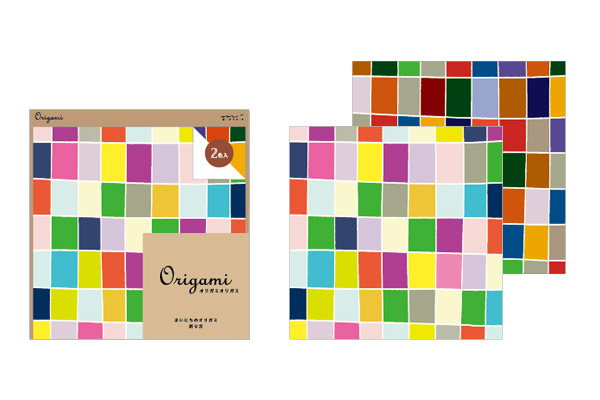 Origami Paper - Modern Patchwork